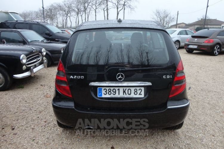 Mercedes Classe A COUPE (C169) 200 CDI AVANTGARDE CONTACT CVT - <small></small> 4.200 € <small>TTC</small> - #4