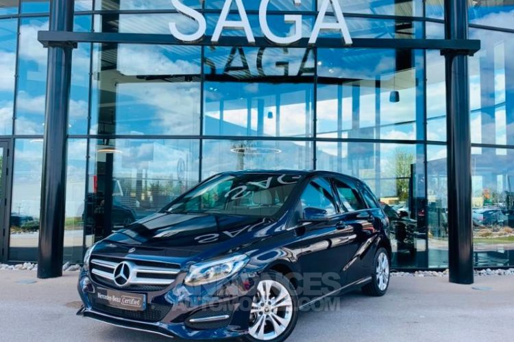 Mercedes Classe B 180 d 109ch Sensation 7G DCT - <small></small> 21.800 € <small>TTC</small> - #1