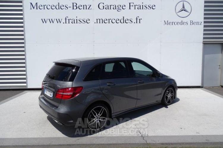 Mercedes Classe B 200d 136ch Fascination 4Matic 7G-DCT - <small></small> 26.900 € <small>TTC</small> - #4