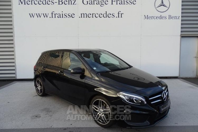 Mercedes Classe B 200d 136ch Fascination 7G-DCT - <small></small> 23.500 € <small>TTC</small> - #2