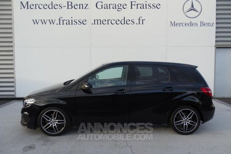 Mercedes Classe B 200d 136ch Fascination 7G-DCT - <small></small> 23.500 € <small>TTC</small> - #3