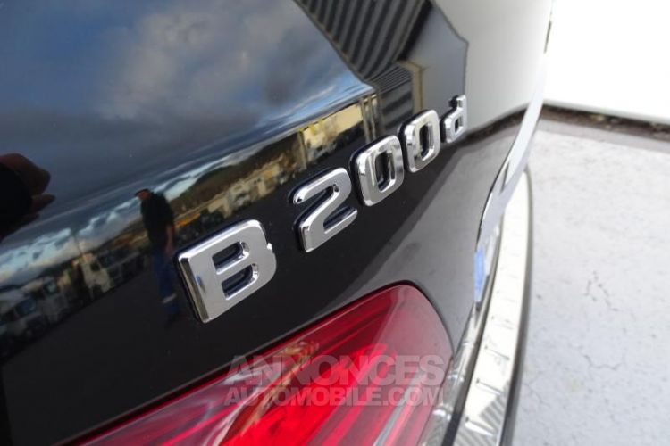 Mercedes Classe B 200d 136ch Fascination 7G-DCT - <small></small> 23.500 € <small>TTC</small> - #14