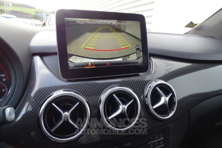Mercedes Classe B 200d 136ch Fascination 7G-DCT - <small></small> 23.500 € <small>TTC</small> - #15