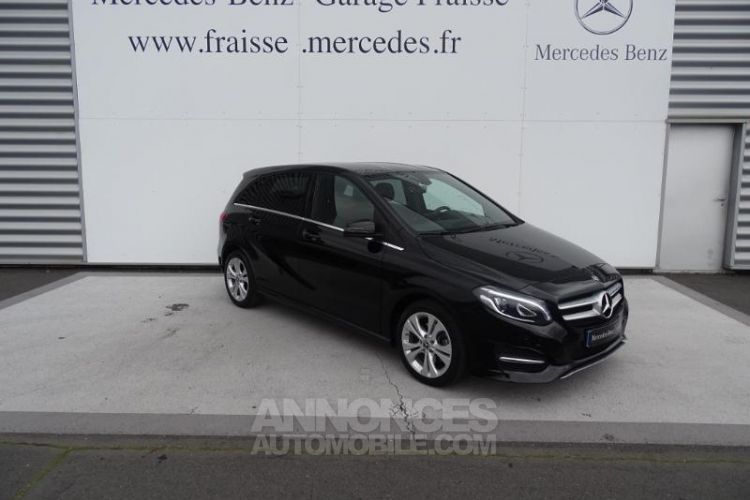 Mercedes Classe B 200d 136ch Sensation 7G-DCT - <small></small> 21.900 € <small>TTC</small> - #2
