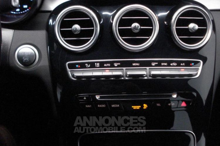 Mercedes Classe C 180 156ch AMG Line 9G-tronic - <small></small> 29.900 € <small>TTC</small> - #11
