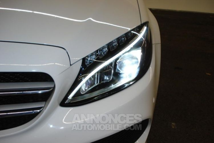 Mercedes Classe C 180 156ch AMG Line 9G-tronic - <small></small> 29.900 € <small>TTC</small> - #15