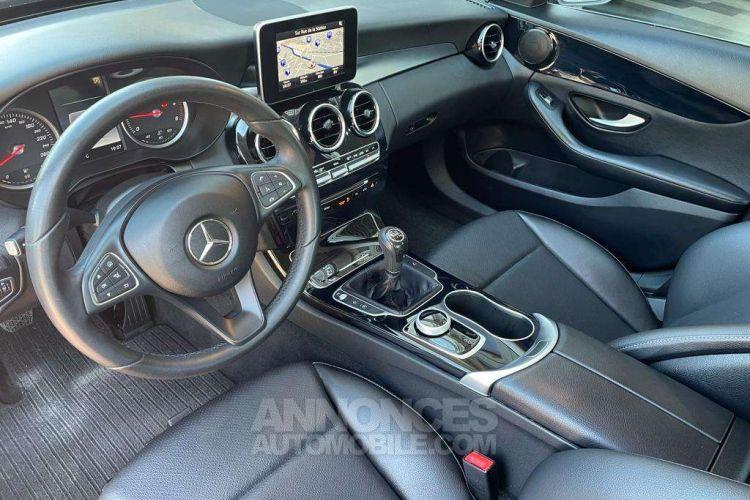 Mercedes Classe C 200 d - GPS - Radar Arr - Full cuir - <small></small> 21.990 € <small>TTC</small> - #8