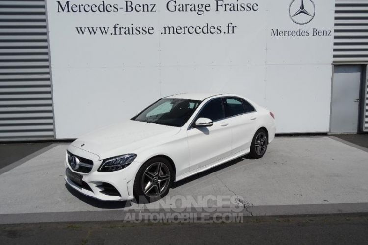 Mercedes Classe C 220 d 194ch AMG Line 9G-Tronic - <small></small> 30.900 € <small>TTC</small> - #1
