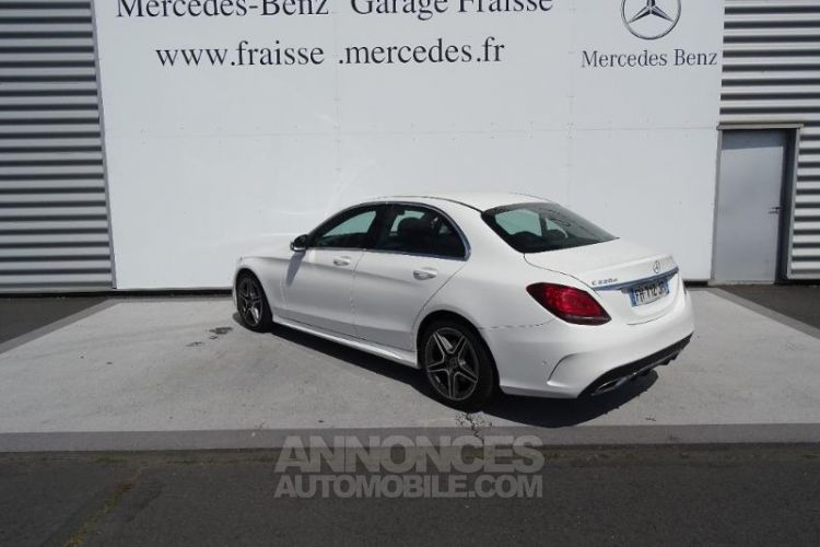 Mercedes Classe C 220 d 194ch AMG Line 9G-Tronic - <small></small> 30.900 € <small>TTC</small> - #5