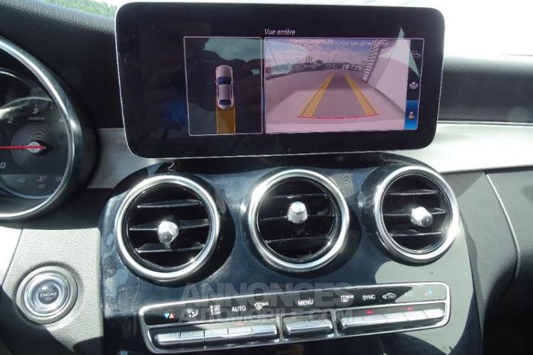 Mercedes Classe C 220 d 194ch AMG Line 9G-Tronic - <small></small> 30.900 € <small>TTC</small> - #10
