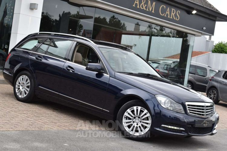 Mercedes Classe C 220 Elegance - <small></small> 11.550 € <small>TTC</small> - #3
