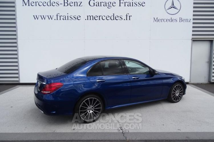 Mercedes Classe C 250 d Fascination 4Matic 9G-Tronic - <small></small> 33.900 € <small>TTC</small> - #4