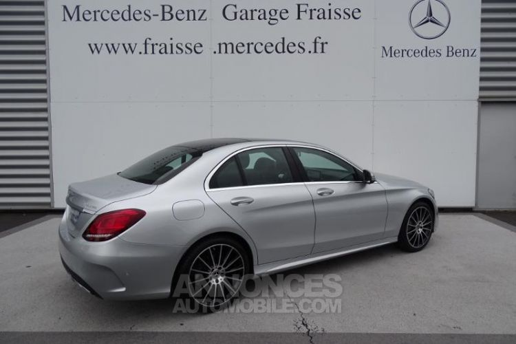 Mercedes Classe C 300 d 245ch AMG Line 4Matic 9G-Tronic - <small></small> 48.900 € <small>TTC</small> - #4
