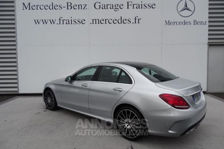 Mercedes Classe C 300 d 245ch AMG Line 4Matic 9G-Tronic - <small></small> 48.900 € <small>TTC</small> - #5