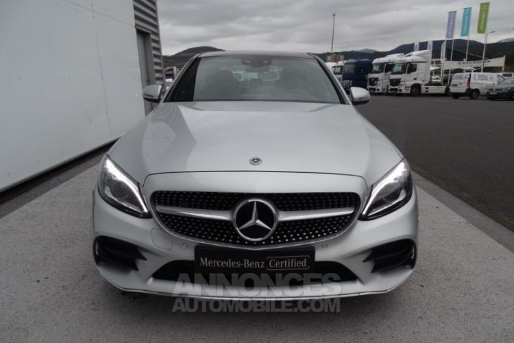 Mercedes Classe C 300 d 245ch AMG Line 4Matic 9G-Tronic - <small></small> 48.900 € <small>TTC</small> - #7