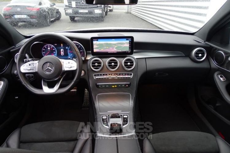 Mercedes Classe C 300 d 245ch AMG Line 4Matic 9G-Tronic - <small></small> 48.900 € <small>TTC</small> - #9