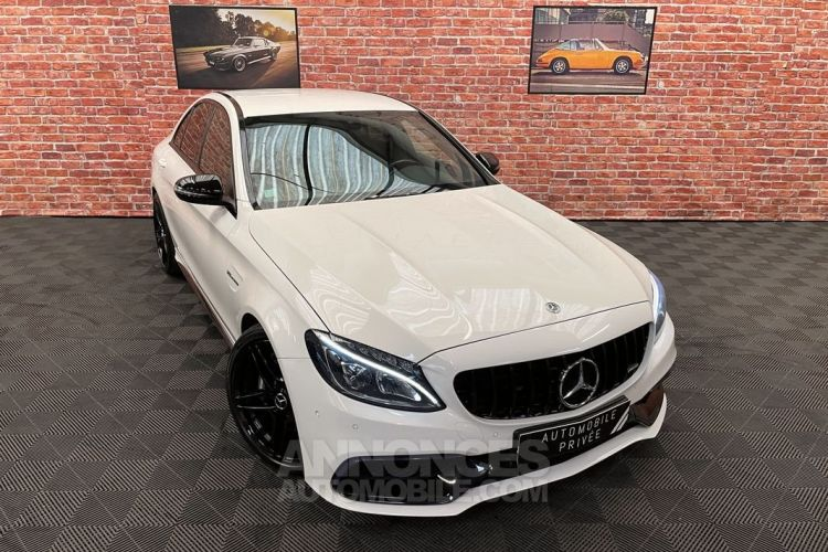 Mercedes Classe C C63 AMG 4.0 V8 biturbo 476 CV W205 ( 63 ) - <small></small> 49.990 € <small>TTC</small> - #1