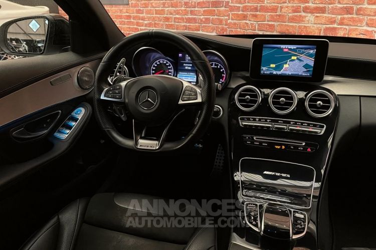 Mercedes Classe C C63 AMG 4.0 V8 biturbo 476 CV W205 ( 63 ) - <small></small> 49.990 € <small>TTC</small> - #4