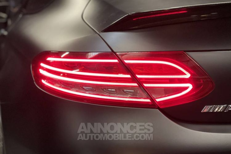 Mercedes Classe C C63 S AMG V8 4.0 Biturbo 510 ch - <small></small> 71.990 € <small>TTC</small> - #5
