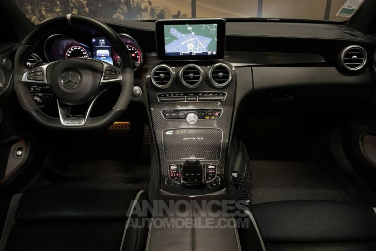Mercedes Classe C C63 S AMG V8 4.0 Biturbo 510 ch - <small></small> 71.990 € <small>TTC</small> - #8