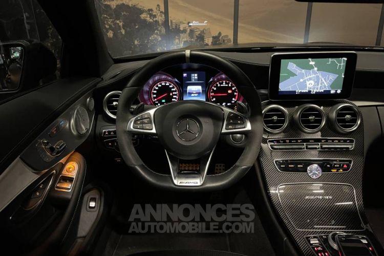 Mercedes Classe C C63 S AMG V8 4.0 Biturbo 510 ch - <small></small> 71.990 € <small>TTC</small> - #9