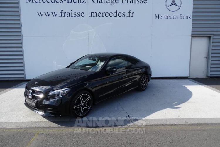 Mercedes Classe C Coupe Sport 220 d 194ch AMG Line 4Matic 9G-Tronic Euro6d-T - <small></small> 38.900 € <small>TTC</small> - #1