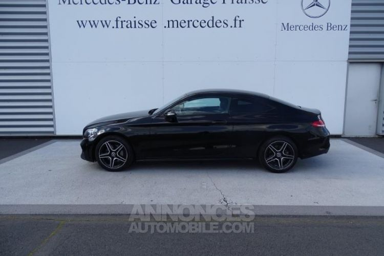 Mercedes Classe C Coupe Sport 220 d 194ch AMG Line 4Matic 9G-Tronic Euro6d-T - <small></small> 38.900 € <small>TTC</small> - #3