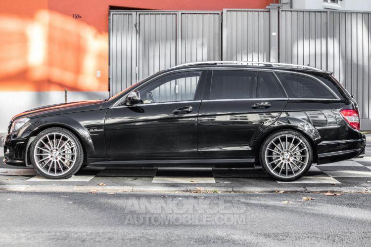 Mercedes Classe C III SW 63 AMG AVANTGARDE BVA7 SPEEDSHIFT PLUS - <small></small> 30.950 € <small>TTC</small> - #3