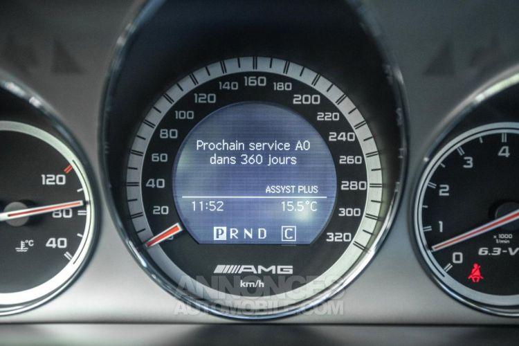 Mercedes Classe C III SW 63 AMG AVANTGARDE BVA7 SPEEDSHIFT PLUS - <small></small> 30.950 € <small>TTC</small> - #8