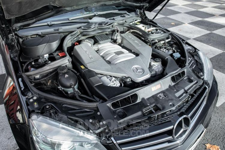 Mercedes Classe C III SW 63 AMG AVANTGARDE BVA7 SPEEDSHIFT PLUS - <small></small> 30.950 € <small>TTC</small> - #17