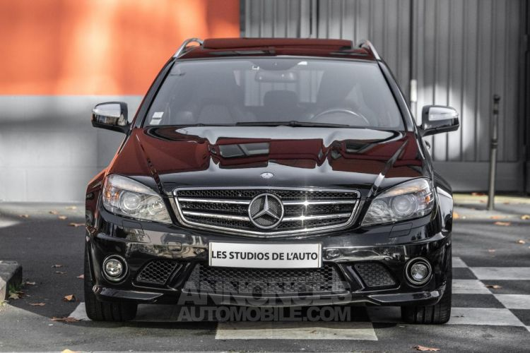 Mercedes Classe C III SW 63 AMG AVANTGARDE BVA7 SPEEDSHIFT PLUS - <small></small> 30.950 € <small>TTC</small> - #24
