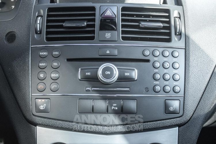 Mercedes Classe C III SW 63 AMG AVANTGARDE BVA7 SPEEDSHIFT PLUS - <small></small> 30.950 € <small>TTC</small> - #37