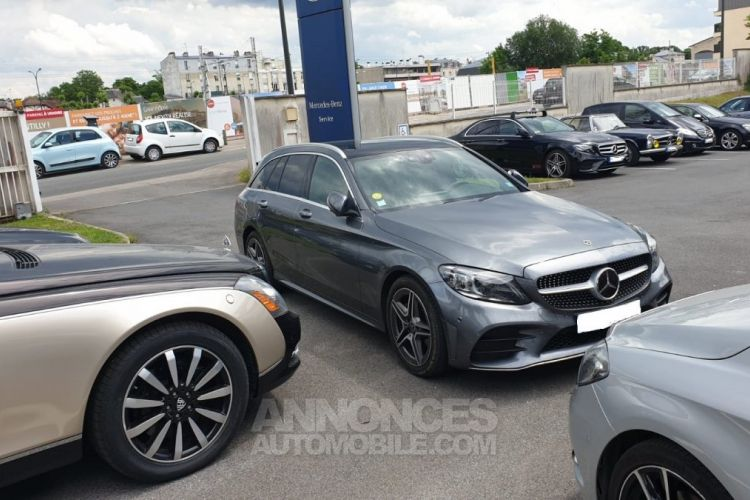 Mercedes Classe C IV SW 220 D 9G-TRONIC - <small></small> 37.900 € <small>TTC</small> - #1