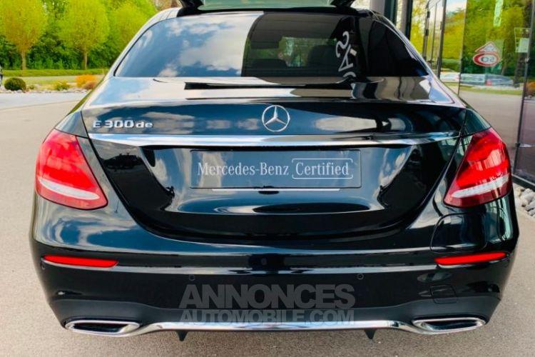 Mercedes Classe E 300 de 194+122ch AMG Line 9G-Tronic - <small></small> 40.900 € <small>TTC</small> - #8