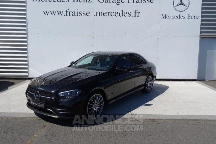 Mercedes Classe E 400 d 330ch AMG Line 4Matic 9G-Tronic - <small></small> 88.900 € <small>TTC</small> - #1