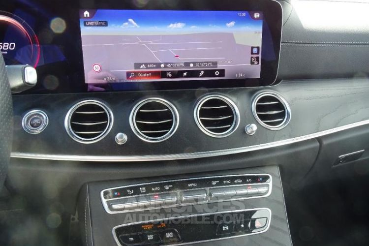 Mercedes Classe E 400 d 330ch AMG Line 4Matic 9G-Tronic - <small></small> 88.900 € <small>TTC</small> - #15