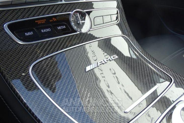 Mercedes Classe E 63 AMG S 612ch 4Matic+ 9G-Tronic - <small></small> 86.963 € <small>TTC</small> - #18
