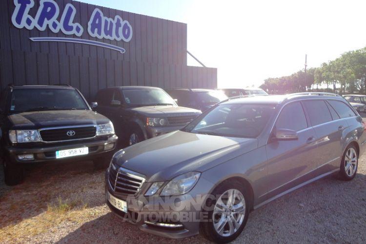 Mercedes Classe E BREAK (S212) 220 CDI BE AVANTGARDE EXECUTIVE BA - <small></small> 11.000 € <small>TTC</small> - #3