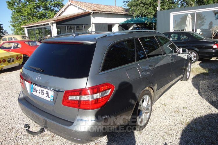 Mercedes Classe E BREAK (S212) 220 CDI BE AVANTGARDE EXECUTIVE BA - <small></small> 11.000 € <small>TTC</small> - #6