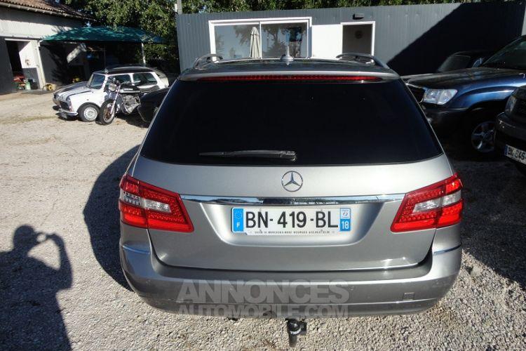Mercedes Classe E BREAK (S212) 220 CDI BE AVANTGARDE EXECUTIVE BA - <small></small> 11.000 € <small>TTC</small> - #7