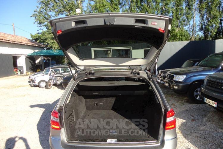Mercedes Classe E BREAK (S212) 220 CDI BE AVANTGARDE EXECUTIVE BA - <small></small> 11.000 € <small>TTC</small> - #9