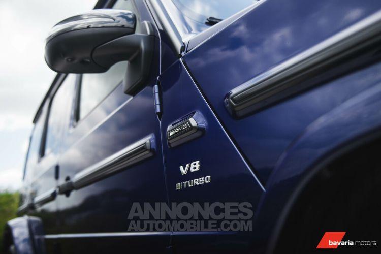 Mercedes Classe G 63 AMG AMG V8 Biturbo - BURMESTER - 360° - Nightpack - <small></small> 172.900 € <small>TTC</small> - #6
