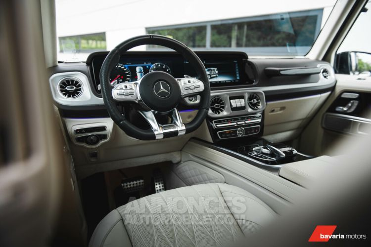 Mercedes Classe G 63 AMG AMG V8 Biturbo - BURMESTER - 360° - Nightpack - <small></small> 172.900 € <small>TTC</small> - #28