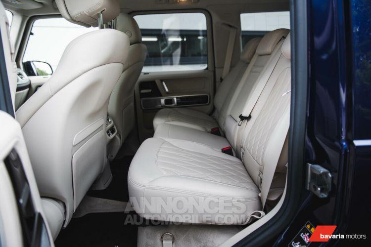 Mercedes Classe G 63 AMG AMG V8 Biturbo - BURMESTER - 360° - Nightpack - <small></small> 172.900 € <small>TTC</small> - #29