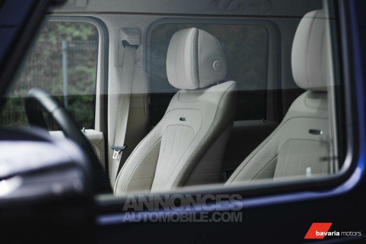Mercedes Classe G 63 AMG AMG V8 Biturbo - BURMESTER - 360° - Nightpack - <small></small> 172.900 € <small>TTC</small> - #35