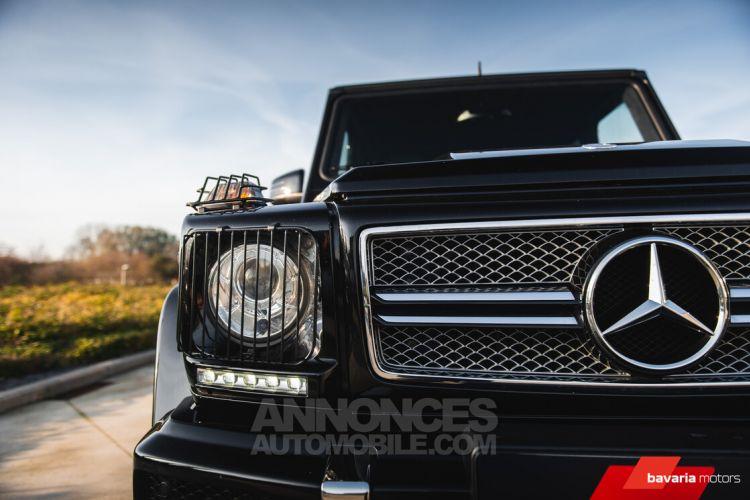 Mercedes Classe G 65 AMG V12 *HARMAN KARDON* PANO* PARKTRONIC - <small></small> 134.900 € <small>TTC</small> - #5