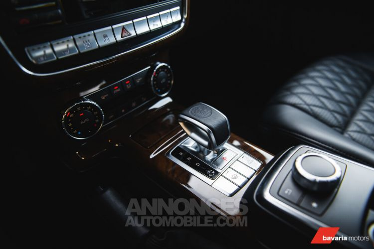 Mercedes Classe G 65 AMG V12 *HARMAN KARDON* PANO* PARKTRONIC - <small></small> 134.900 € <small>TTC</small> - #20