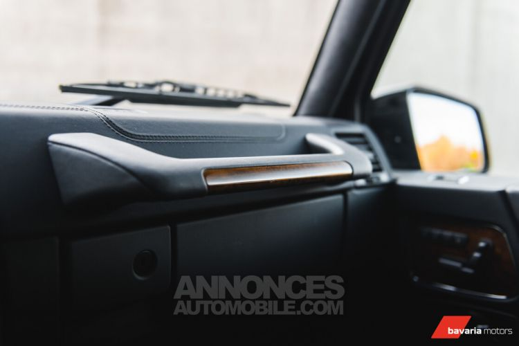 Mercedes Classe G 65 AMG V12 *HARMAN KARDON* PANO* PARKTRONIC - <small></small> 134.900 € <small>TTC</small> - #21