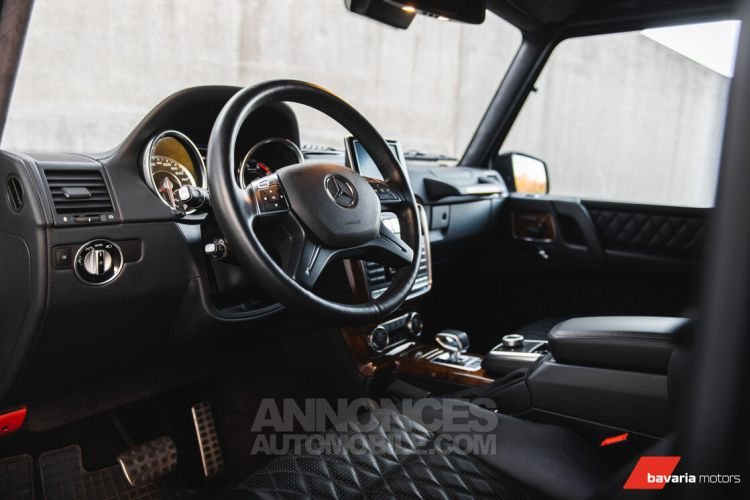 Mercedes Classe G 65 AMG V12 *HARMAN KARDON* PANO* PARKTRONIC - <small></small> 134.900 € <small>TTC</small> - #25