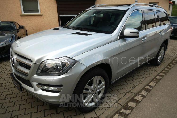 Mercedes Classe GL 350 BlueTEC 4MATIC, Caméra, Harman/Kardon, Attelage - <small></small> 28.790 € <small>TTC</small> - #1